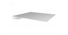 Металлические доборные элементы для фасада в Ступино Планка завершающая простая 65мм