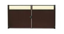 Продажа металлических заборов и ограждений Grand Line в Ступино Модульные ограждения