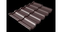 Металлочерепица для крыши Grand Line в Ступино Металлочерепица Kvinta Uno