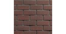 Фасадная плитка HAUBERK в Ступино Обожжённый кирпич